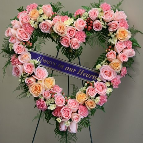 W Flowers product: Always in Our Hearts