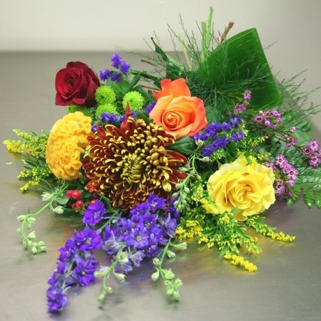 W Flowers product: Autumn Bouquet