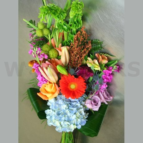 W Flowers product: Autumn cut bouquet