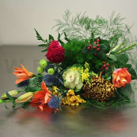 W Flowers product: Autumn Grace Bouquet