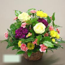 W Flowers product category: Basket of Love