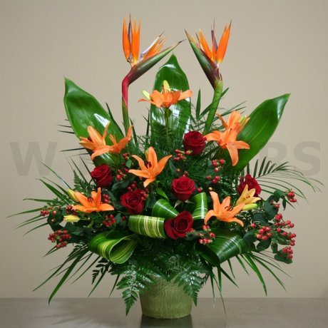 W Flowers product: Blessings
