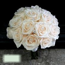 W Flowers product category: Bling Wedding Bouquet