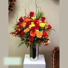 W Flowers product category: Bouquet of Autumn Roses