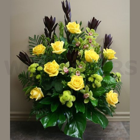 W Flowers product: Bright Blessings