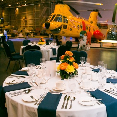 W Flowers product: Canada Aviation Museum Event