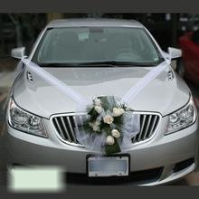 W Flowers product category: Car Decoration for Wedding