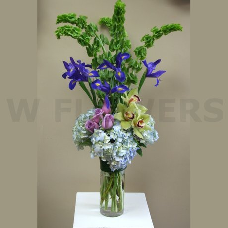 W Flowers product: Celebration
