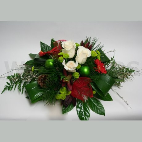 W Flowers product: Christmas Traditions
