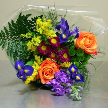 W Flowers product: Colorful Bouquet
