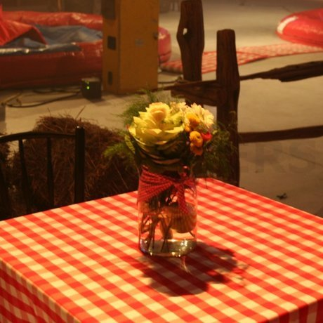 W Flowers product: Country Style Centerpiece
