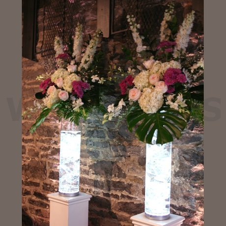 W Flowers product: Courtyard Restaurant Ottawa wedding  flowers