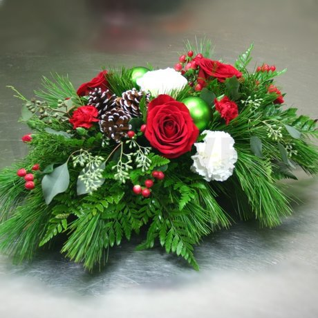 W Flowers product: Cozy Christmas