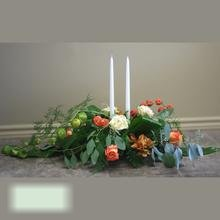 W Flowers product category: Elegant Thanksgiving Centerpiece