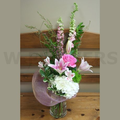 W Flowers product: Enchantment