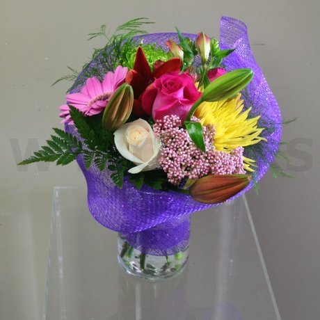 W Flowers product: Fall Colors
