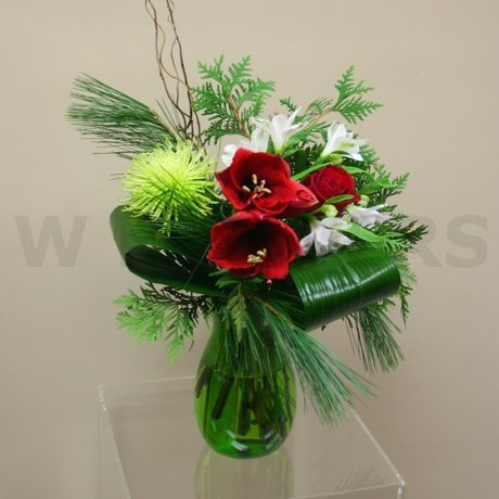 W Flowers product: Favorite Vase