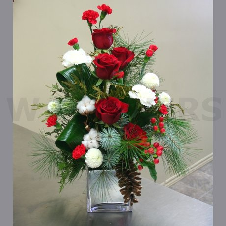 W Flowers product: Festive Holiday