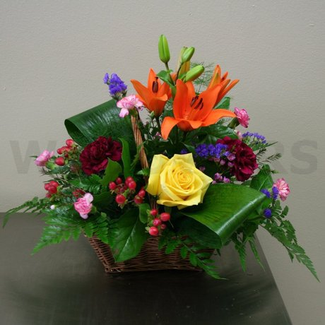 W Flowers product: Flourishing Garden