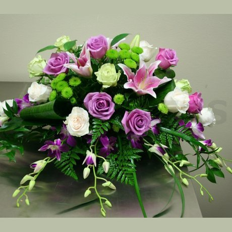 W Flowers product: Flower Arrangement for Ceremony or Reception