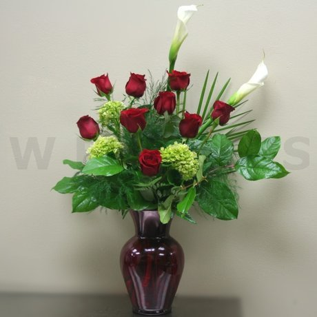 W Flowers product: Freshness