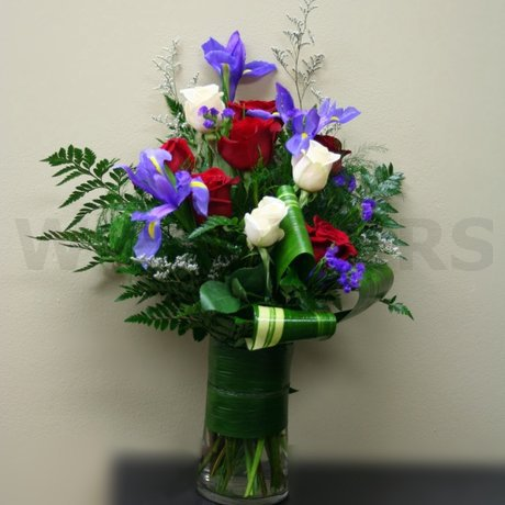 W Flowers product: Happy Days