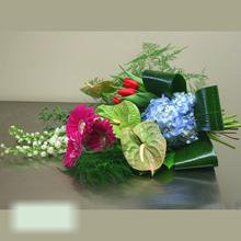 W Flowers product category: High Style Hand Tied Bouquet