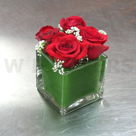 W Flowers product: I Love You