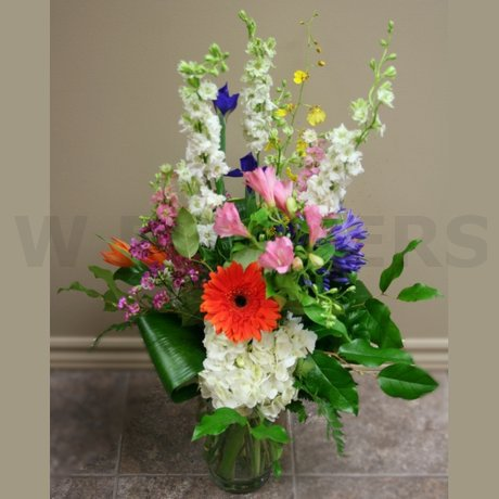 W Flowers product: Just Gathered