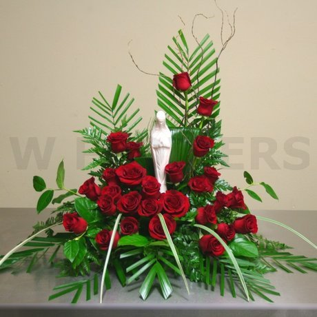 W Flowers product: Madonna