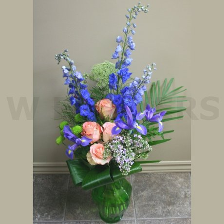 W Flowers product: Magnificent