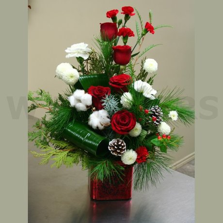 W Flowers product: Merry Christmas!
