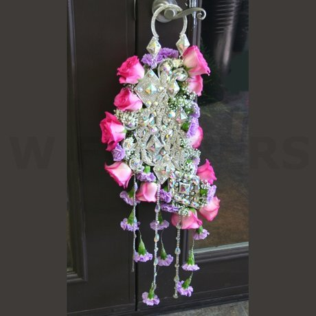 W Flowers product: Middle East Bridal Bouquet