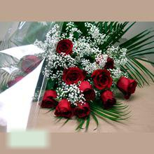 W Flowers product category: Opulent Dozen Roses