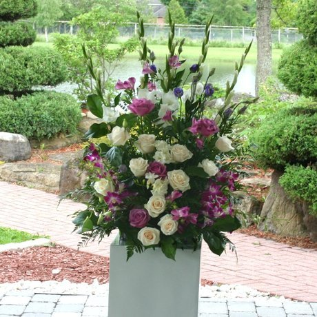 W Flowers product: Orchard View Wedding Decoration for Gazebo