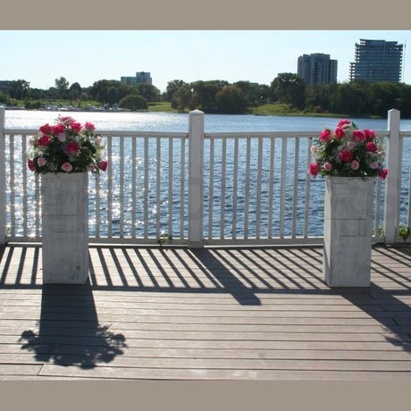 W Flowers product: Ottawa Rowing Club Wedding Flowers