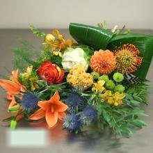 W Flowers product category: Plentiful Autumn Bouquet