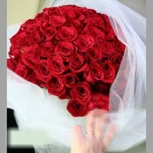 W Flowers product category: Red Roses for Proposal