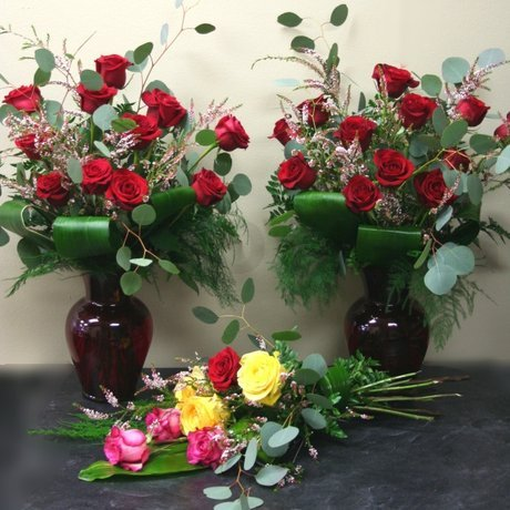 W Flowers product: Remembrance Funeral Package