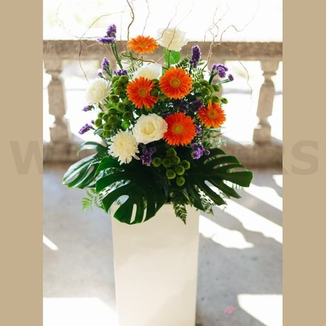 W Flowers product: Rockcliffe Pavillion Wedding Flowers