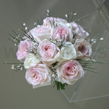 W Flowers product: Romantic Wedding flowers