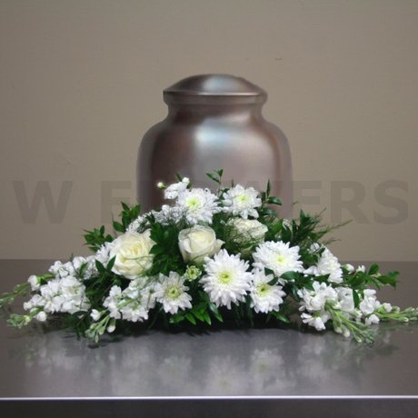 W Flowers product: Sincerity Urn Flower Arrangement