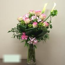 W Flowers product category: Sophisticated Bouquet