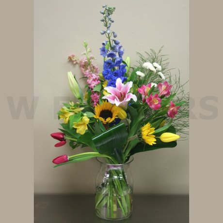 W Flowers product: Spring