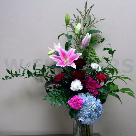 W Flowers product: Stunning beauty