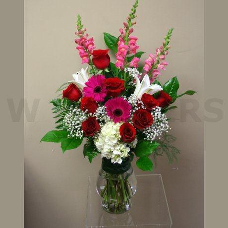 W Flowers product: Sweet Dreams Vase