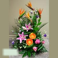 W Flowers product category: Sympathy
