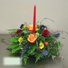 W Flowers product category: Thanksgiving Centerpiece
