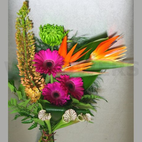 W Flowers product: Tropical Bouquet