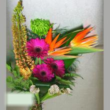W Flowers product category: Tropical Bouquet